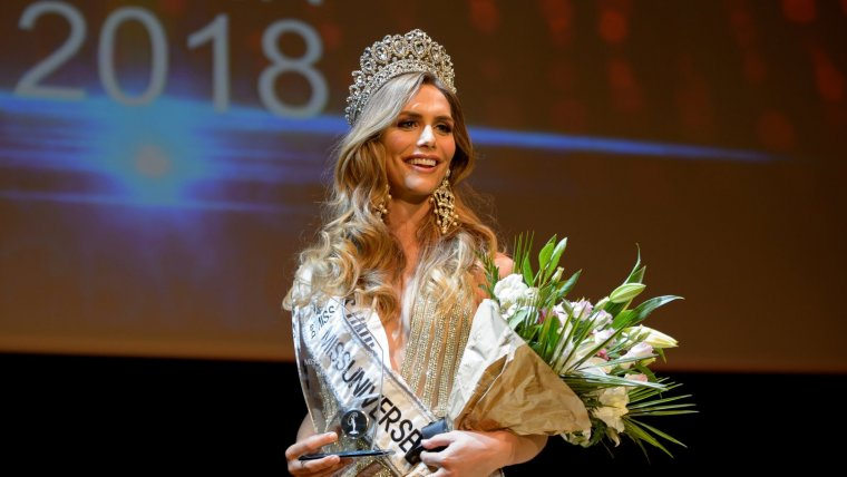 Angela Ponce a model from Spain has become the first transgender woman to compete in Miss Universe The 26yearold won her countrys qualifying rounds